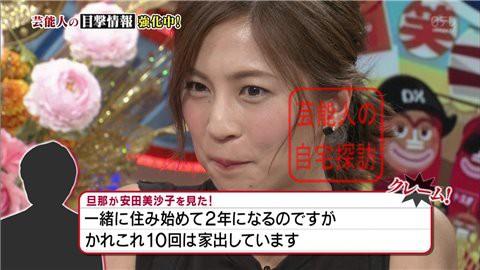 安田美沙子の自宅017