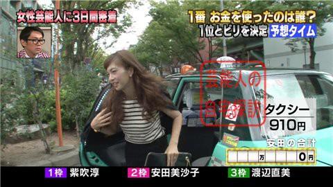 安田美沙子の自宅リビング009