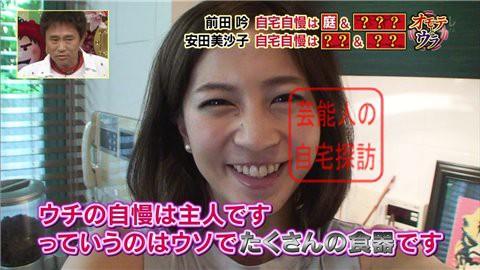 安田美沙子の自宅002