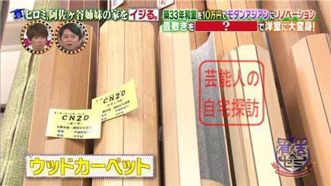 ヒロミ、阿佐ヶ谷姉妹の家をイジる024
