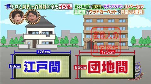 ヒロミ、阿佐ヶ谷姉妹の家をイジる026