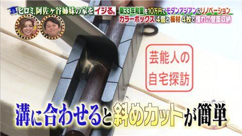 ヒロミ、阿佐ヶ谷姉妹の家をイジる055