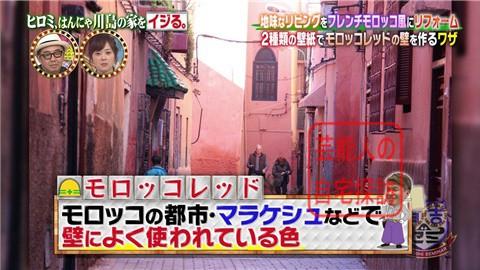 はんにゃ川島の自宅をヒロミがリフォーム090