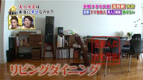 美人すぎる女医・友利新の自宅タワーマンション013