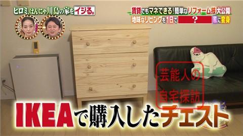 はんにゃ川島の自宅をヒロミがリフォーム018