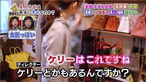 美人すぎる女医・友利新の自宅タワーマンション026