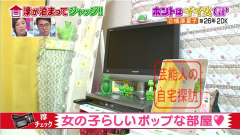 横澤夏子の自宅013