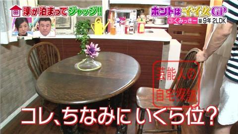 舟山久美子(くみっきー)の自宅023