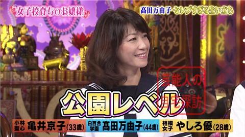 高田万由子のセレブすぎる生い立ち019