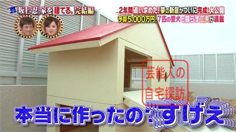 【夢の新居ついに完成】坂上忍、家を建てる231