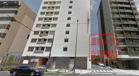 清原和博容疑者が逮捕された港区東麻布の自宅マンションを特定【画像あり】3
