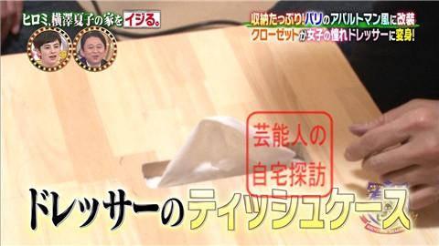 ヒロミ、横澤夏子の家をイジる。【画像あり】112