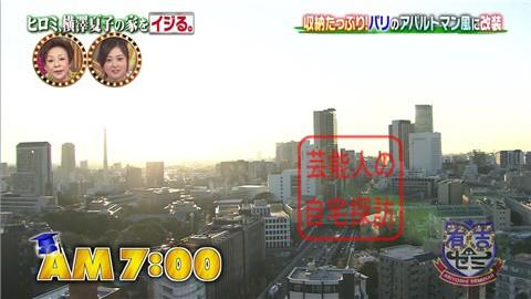 ヒロミ、横澤夏子の家をイジる。【画像あり】163