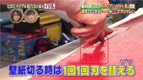 ヒロミ&タッキーがメイプル超合金の家を劇的改造【画像あり】041