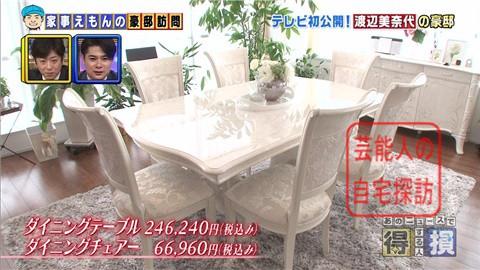 【引っ越して3ヶ月】渡辺美奈代が豪邸をテレビ初披露【画像あり】010