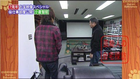 【170インチ】小倉智昭のプライベートシアタールーム【画像あり】004