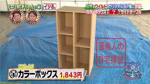 【劇的改造】ヒロミ、スギちゃんの家をワイルドにイジる。【画像あり】080