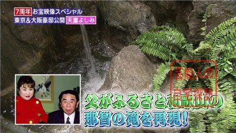 天童よしみが大阪と東京のダブル豪邸公開【画像あり】022