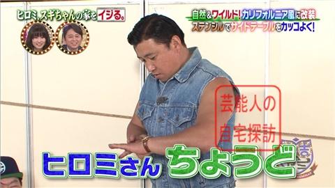 【劇的改造】ヒロミ、スギちゃんの家をワイルドにイジる。【画像あり】114