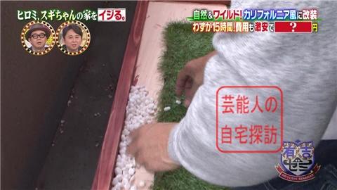 【劇的改造】ヒロミ、スギちゃんの家をワイルドにイジる。【画像あり】201