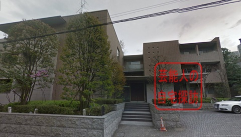 【母と同居】安倍総理が住む高級自宅マンション【画像あり】001
