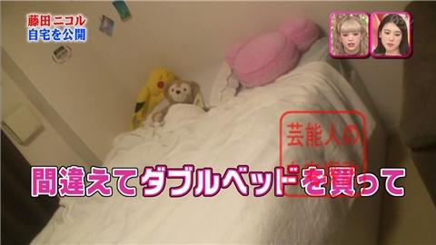 一人暮らしを始めた藤田ニコルが自宅を公開【画像あり】006